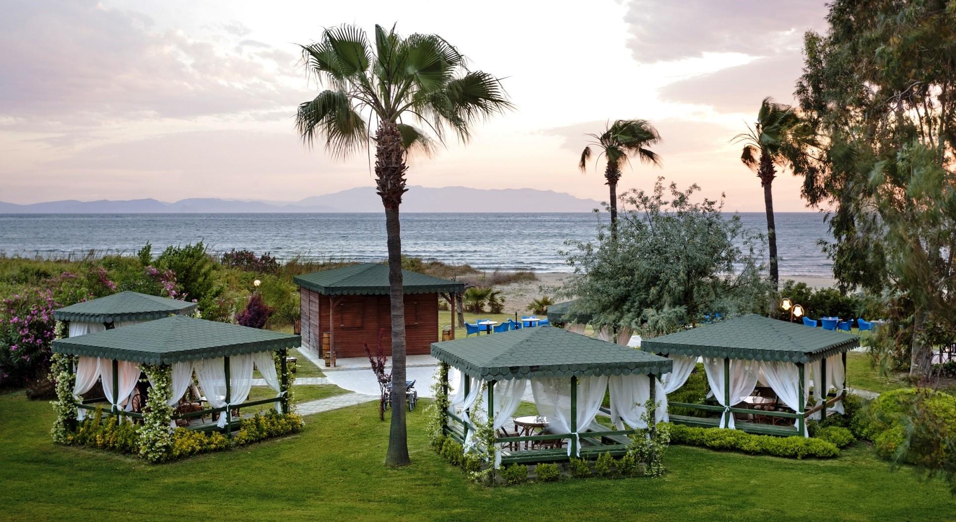 Richmond Ephesus Resort - зона за релакс