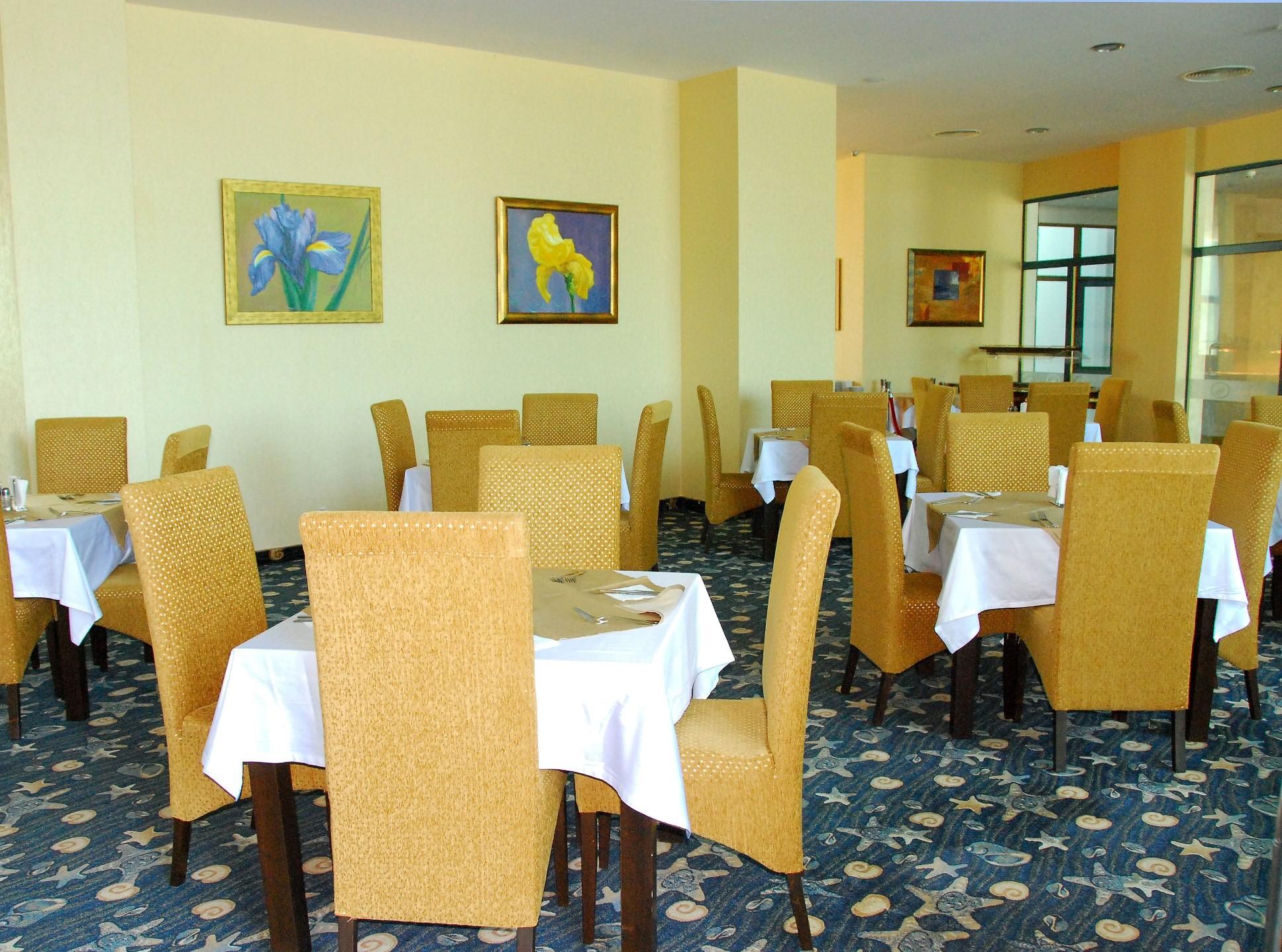 Приморско дел Сол - ресторант