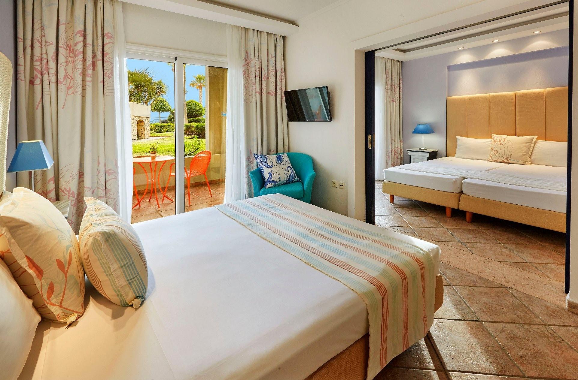 Ilio Mare Hotels & Resorts - семеен апартамент