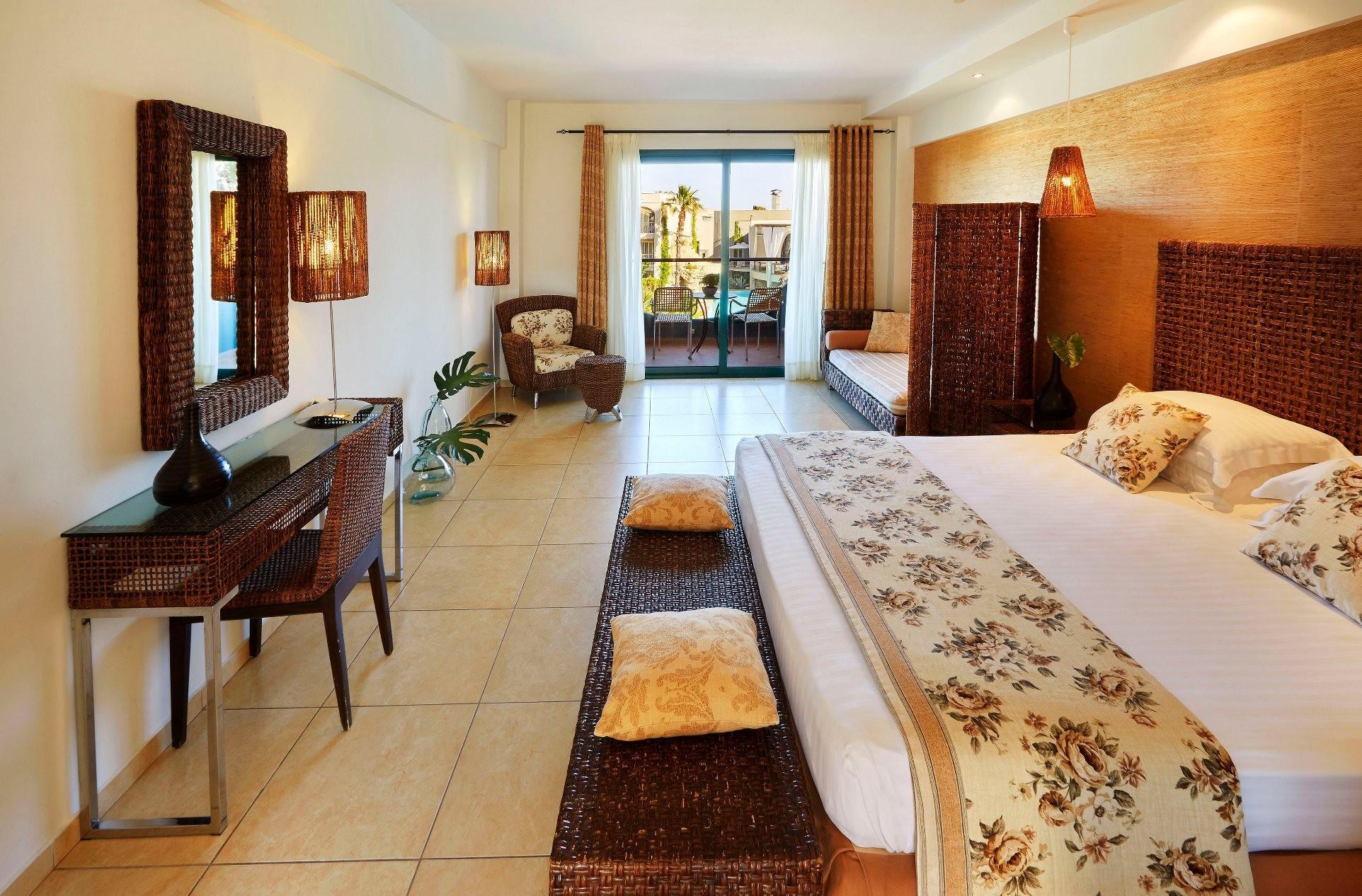 Ilio Mare Hotels & Resorts - малък апартамент