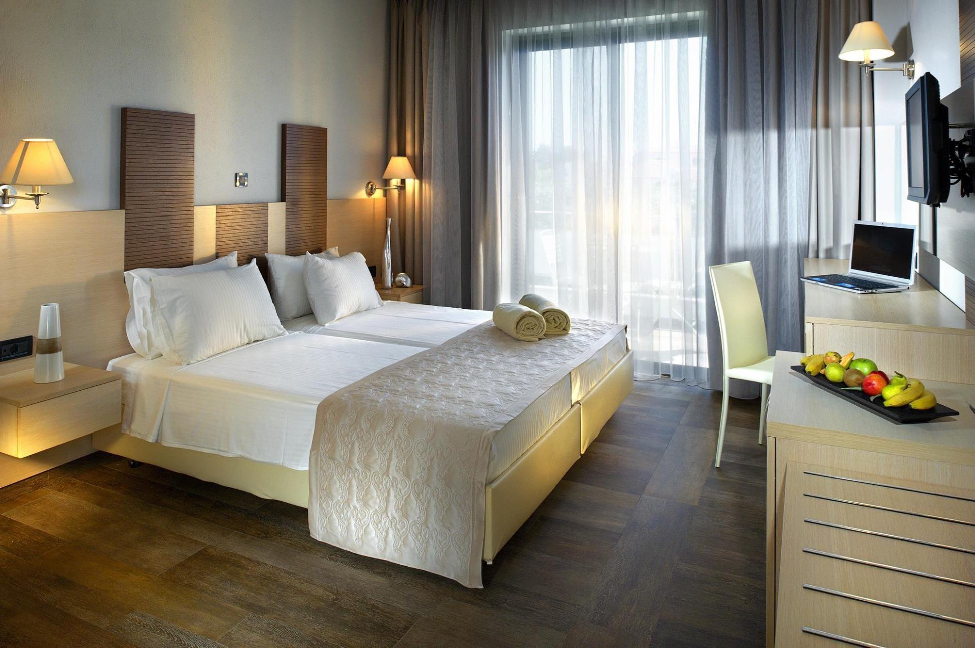 Istion Club & Spa - стандартна стая