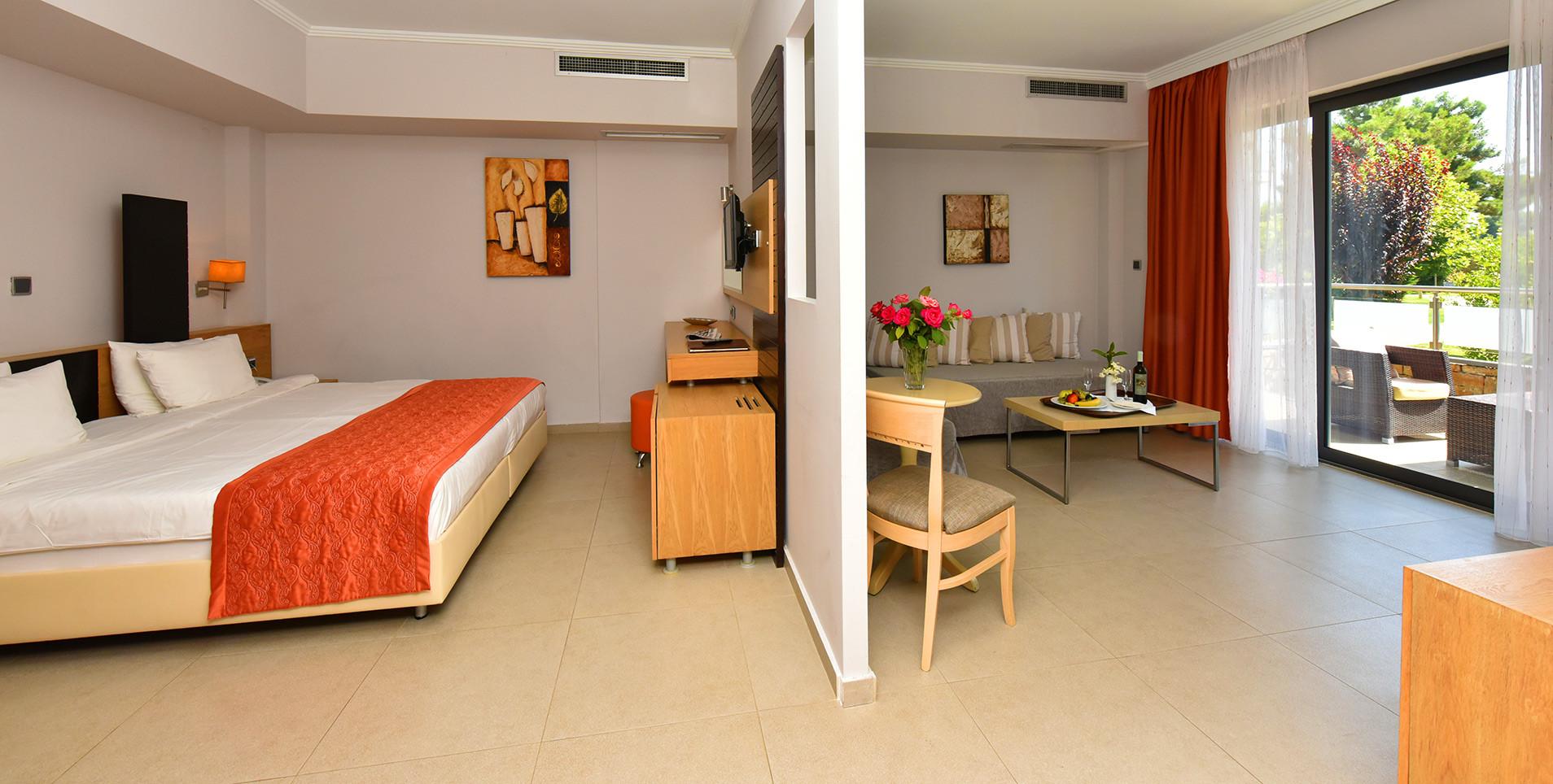 Istion Club & Spa - малък апартамент