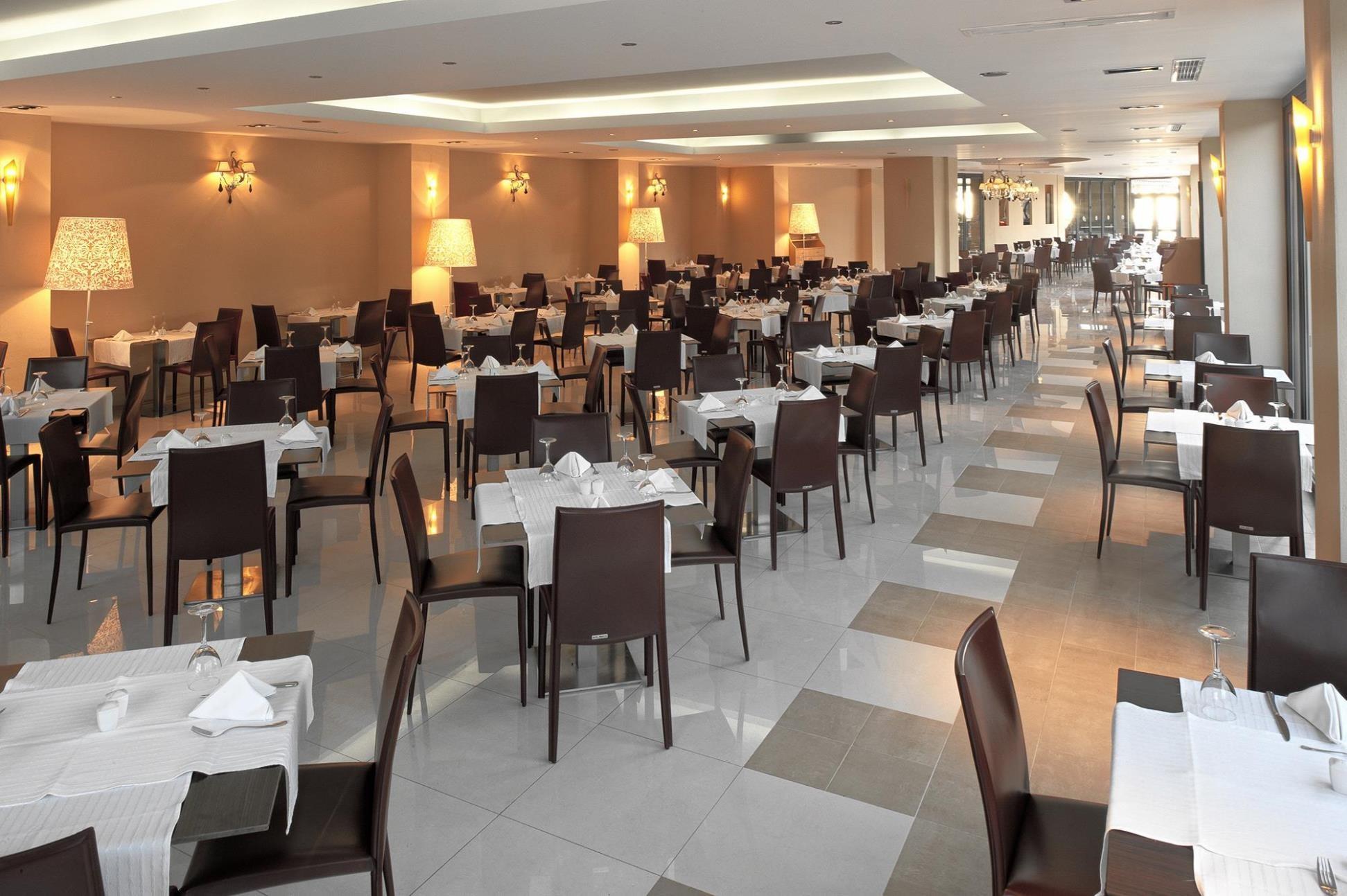 Istion Club & Spa - ресторант