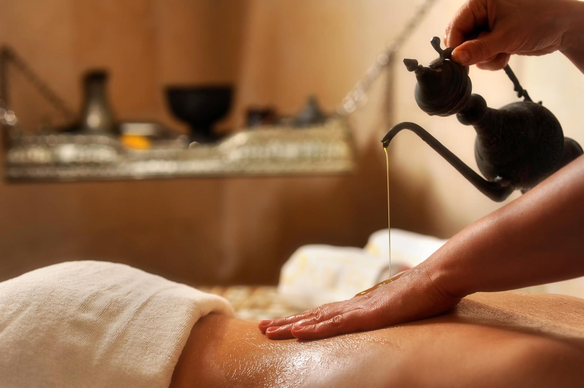 Istion Club & Spa - стая за масаж