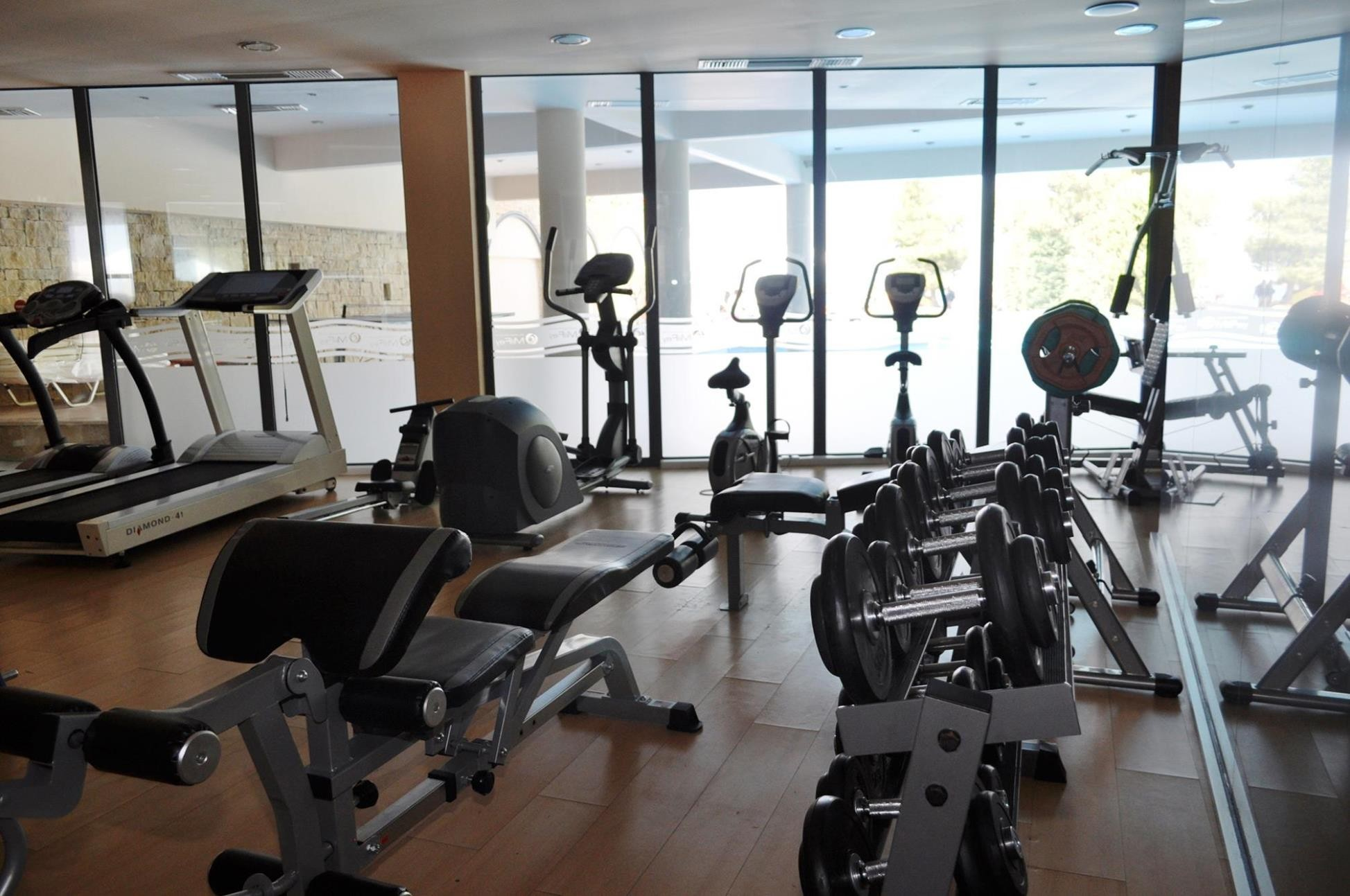 Istion Club & Spa - фитнес