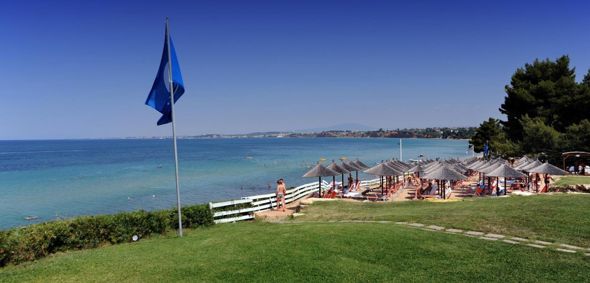 Istion Club & Spa - плаж