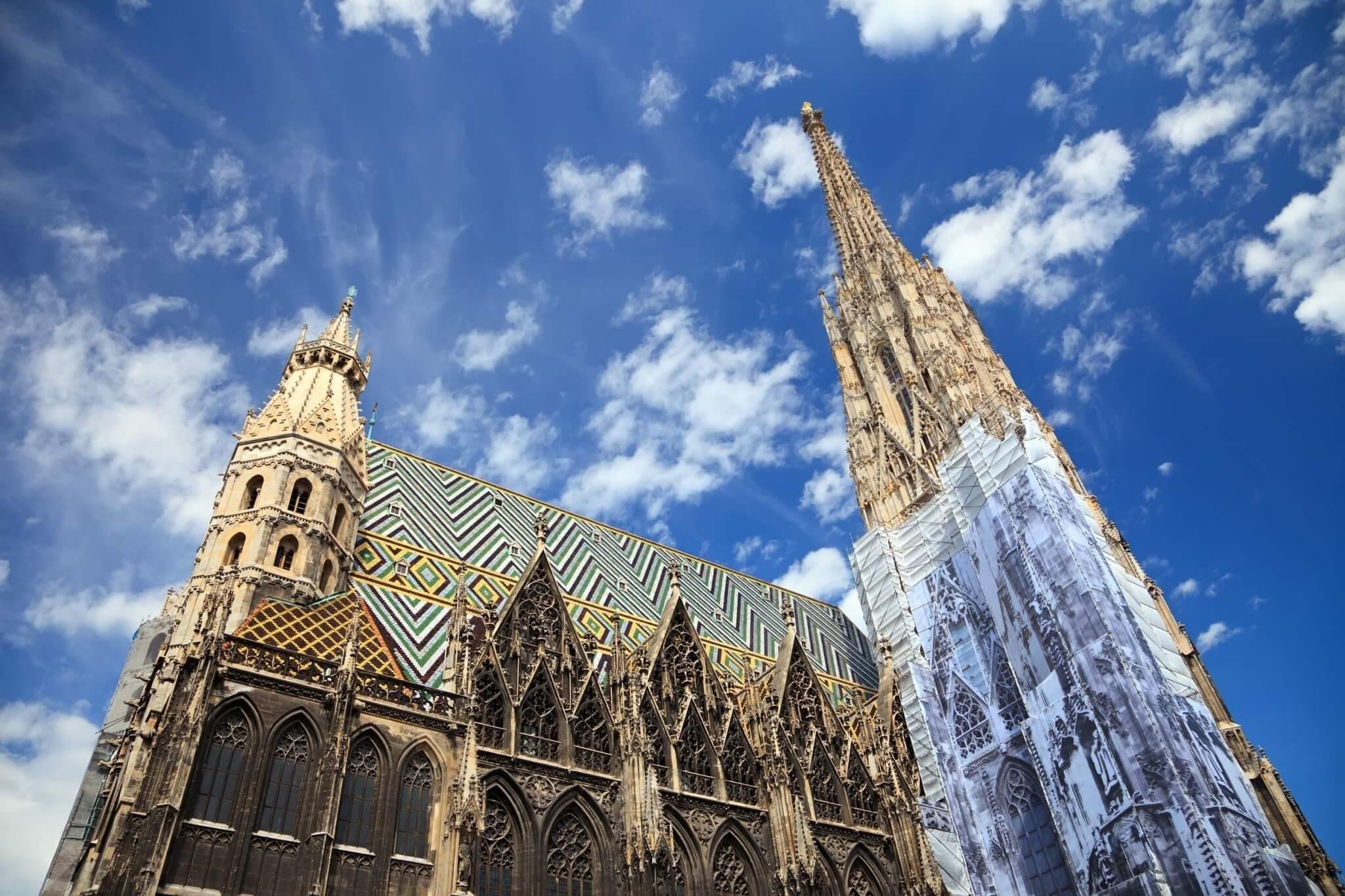 Свети Стефан - Виена