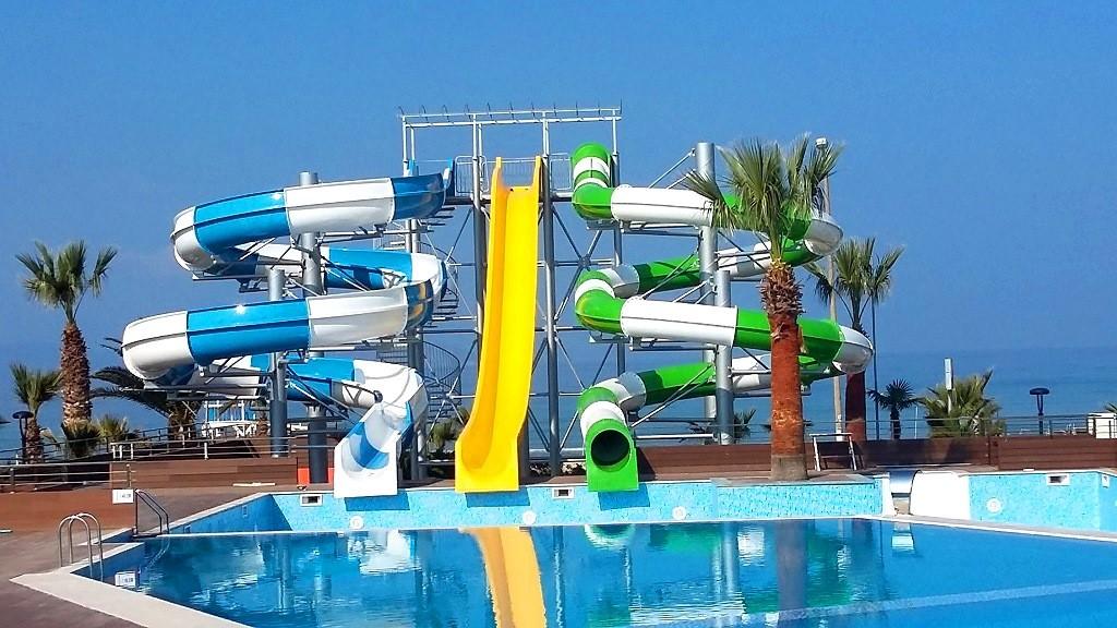 Flegra Palace Hotel - пързалки