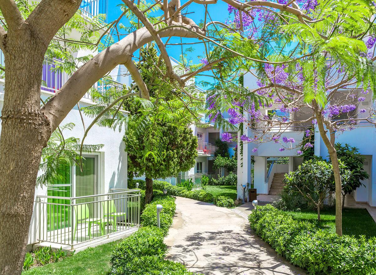 Armonia Holiday Village and Spa - общ изглед