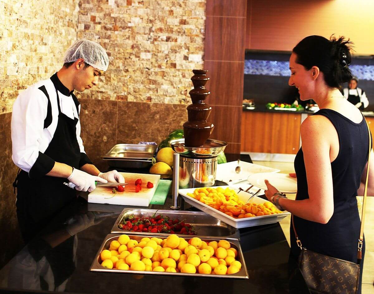 Armonia Holiday Village and Spa - ресторант