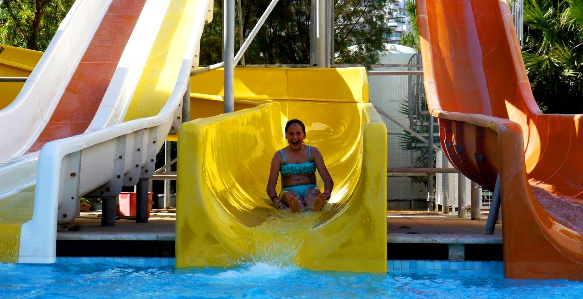 Armonia Holiday Village and Spa - пързалки
