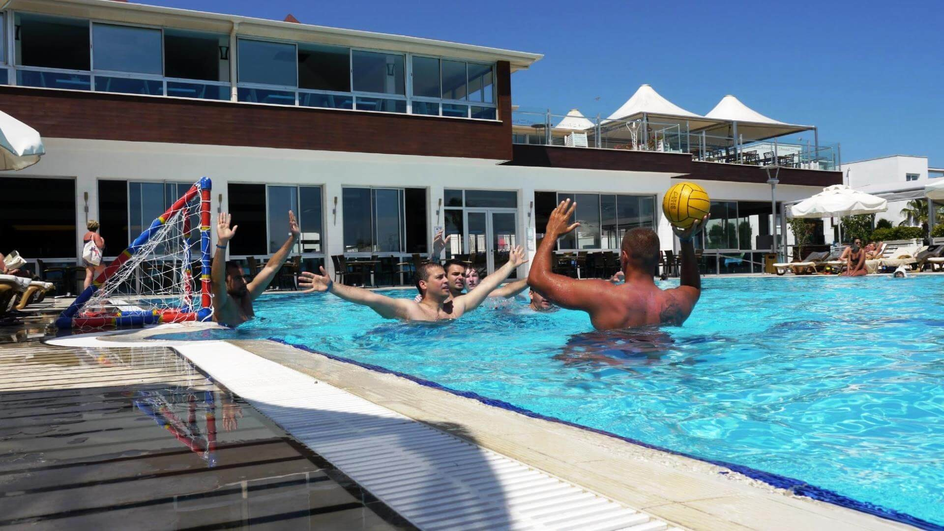 Armonia Holiday Village and Spa - водна топка