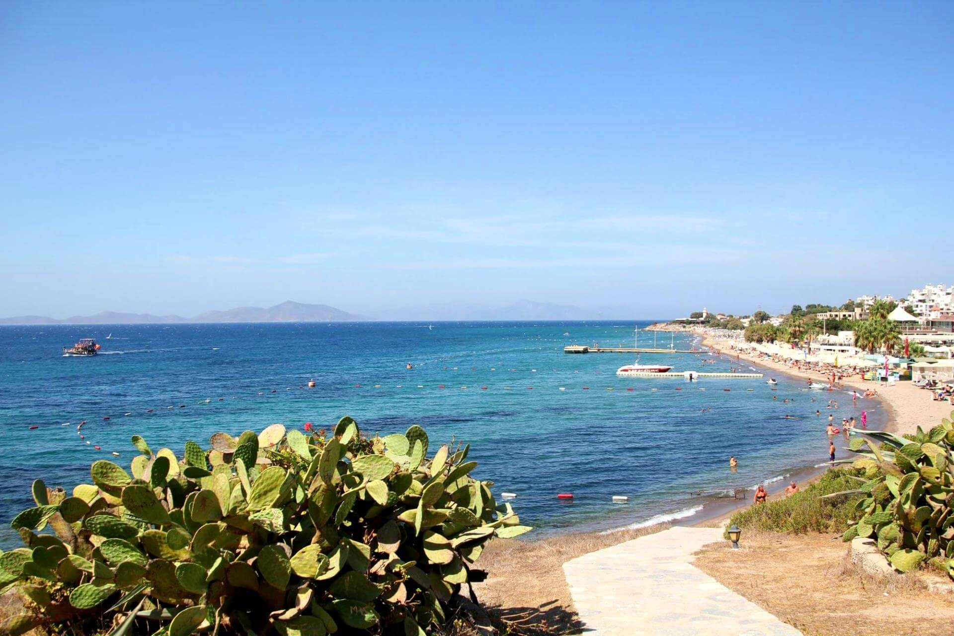 Armonia Holiday Village and Spa - плаж