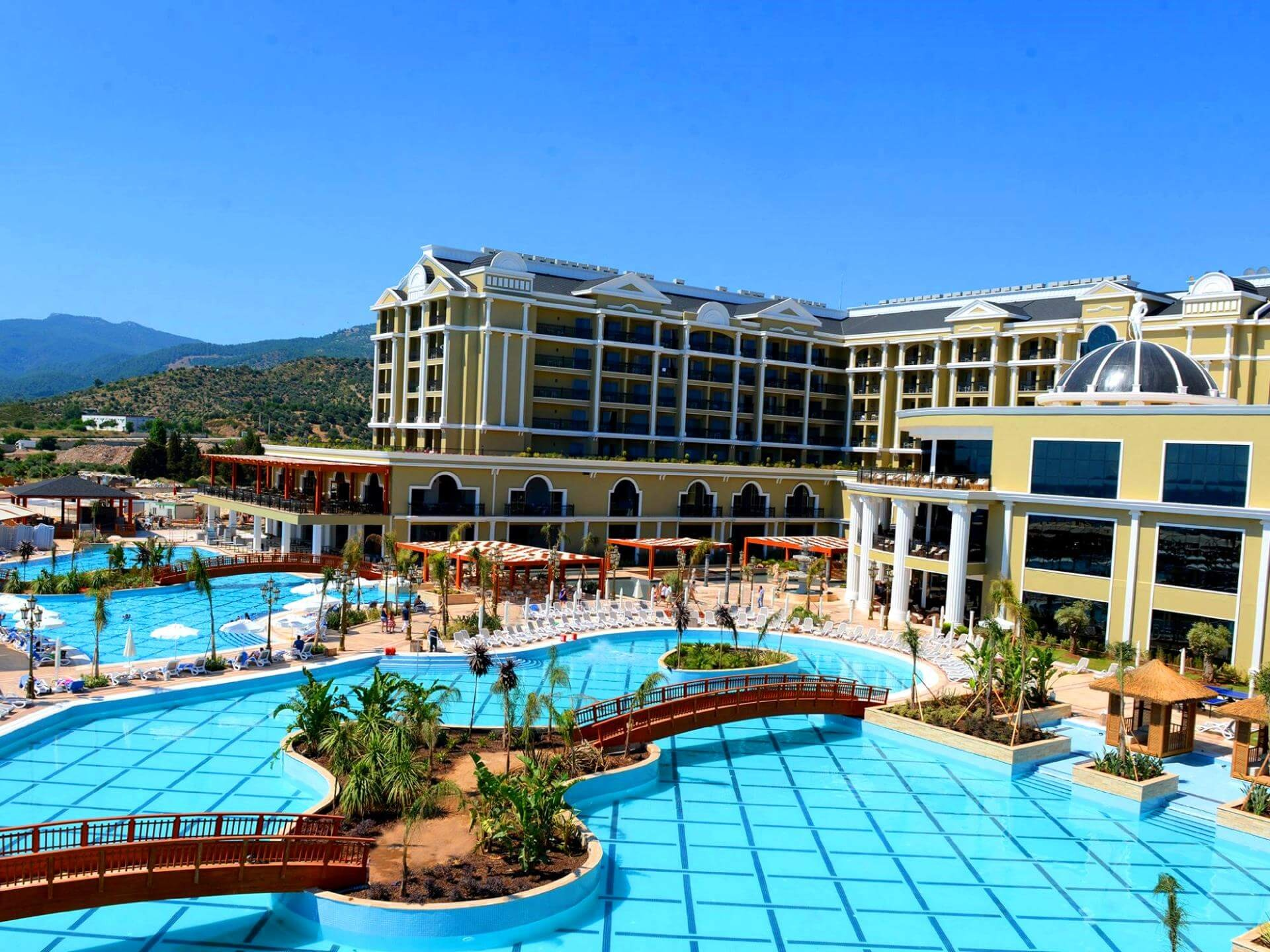Hotel Sunis Efes Royal Palace - общ изглед