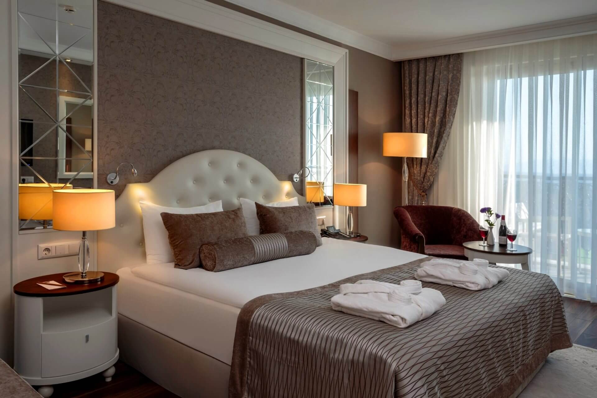 Hotel Sunis Efes Royal Palace - стая