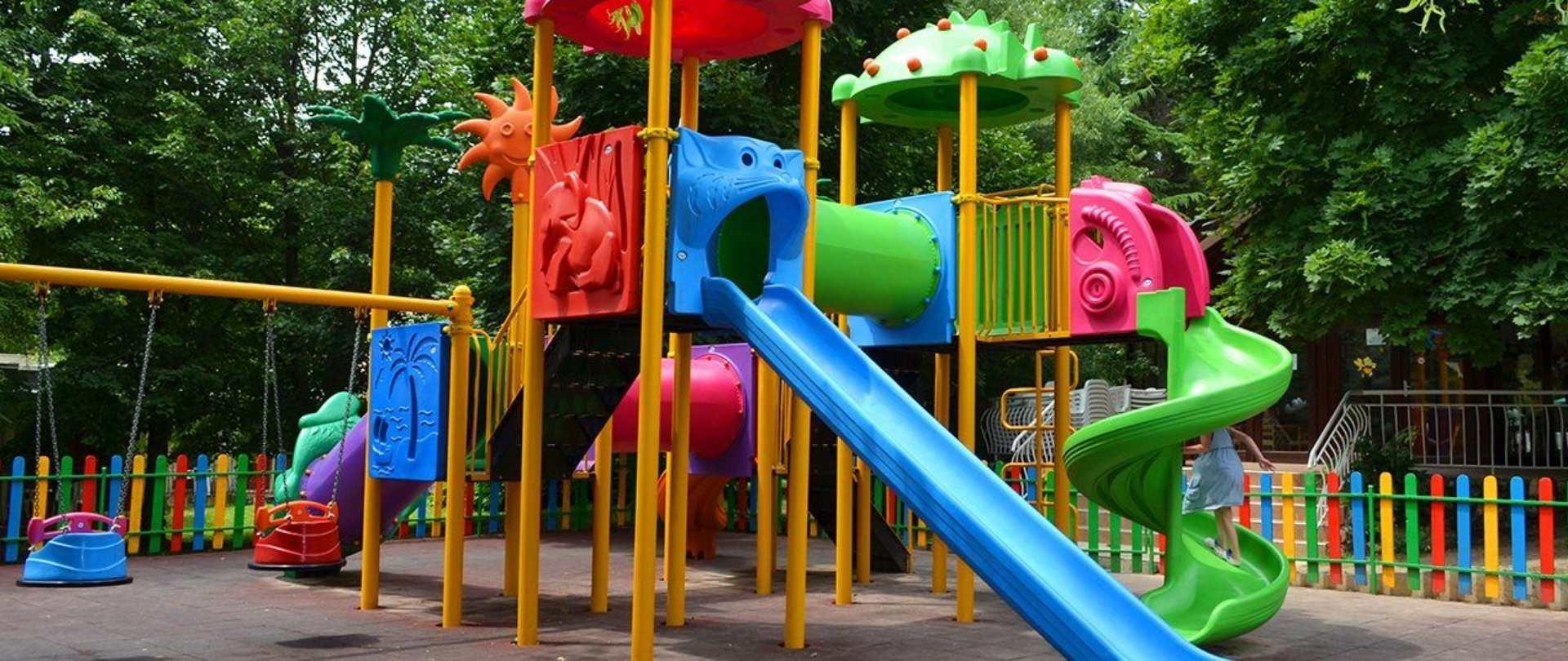 хотел Вита парк - детска площадка