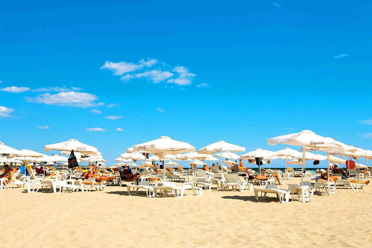 хотел Вита парк - плаж