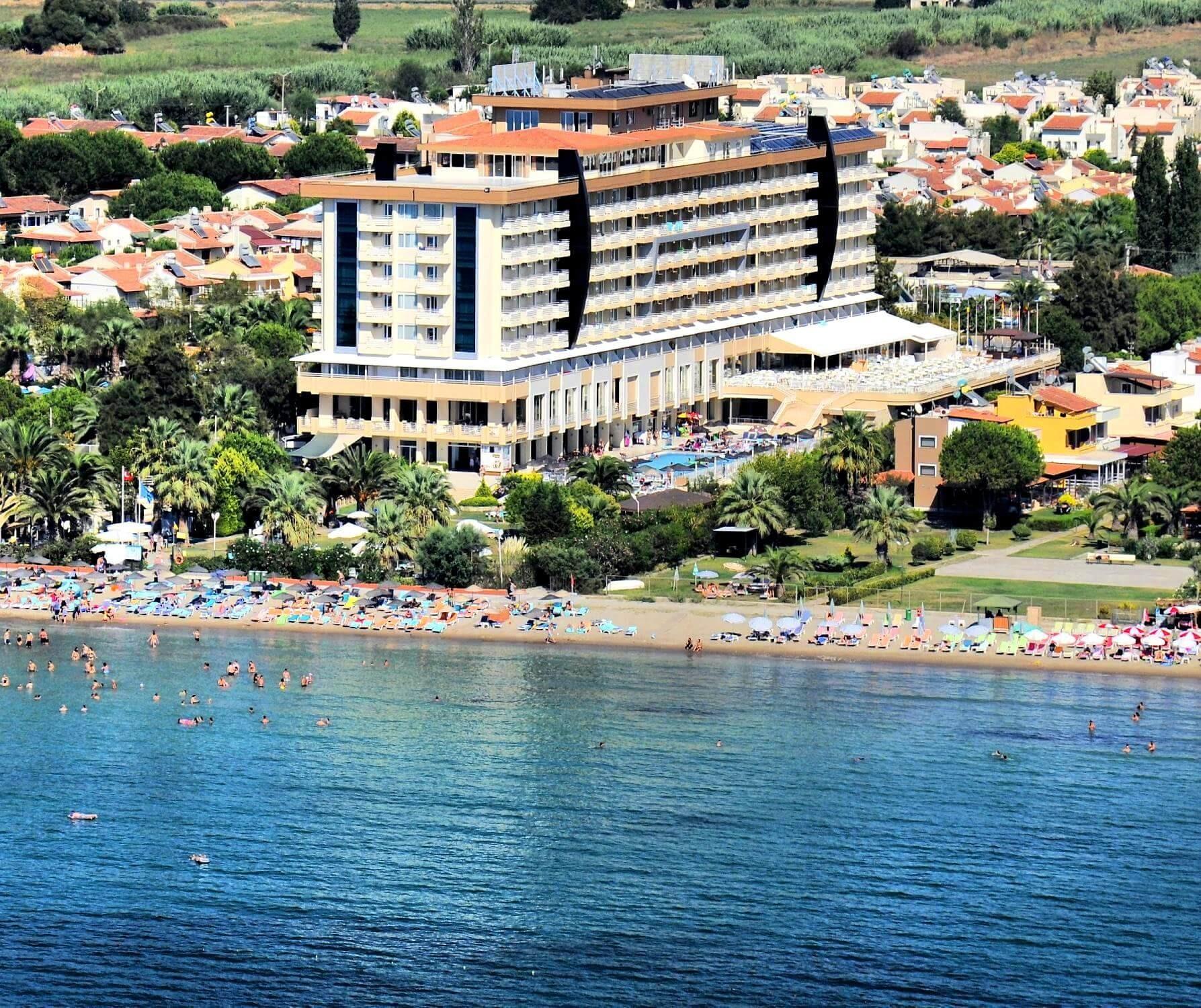 Ephesia - плаж
