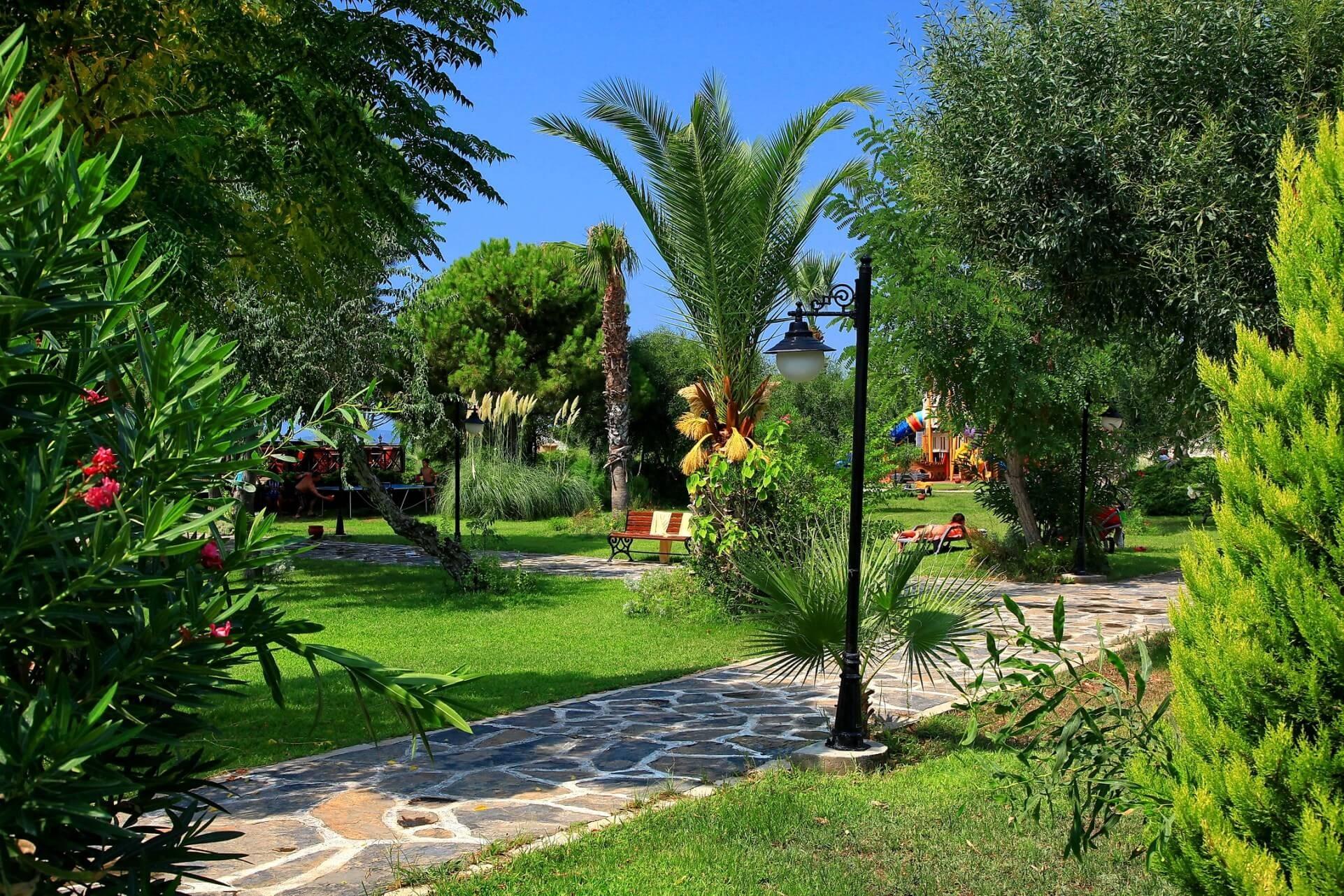Cactus Club Yalı & Resort - общ изглед