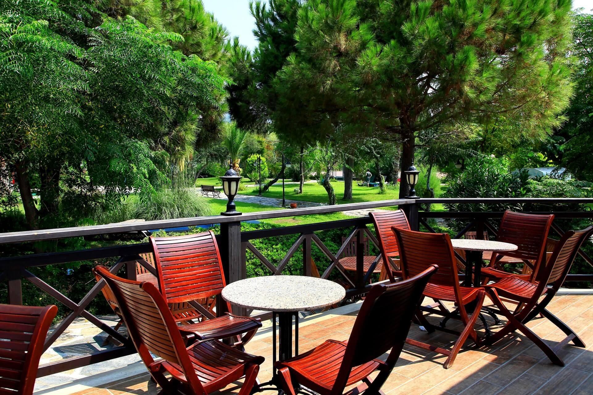 Cactus Club Yalı & Resort - бар