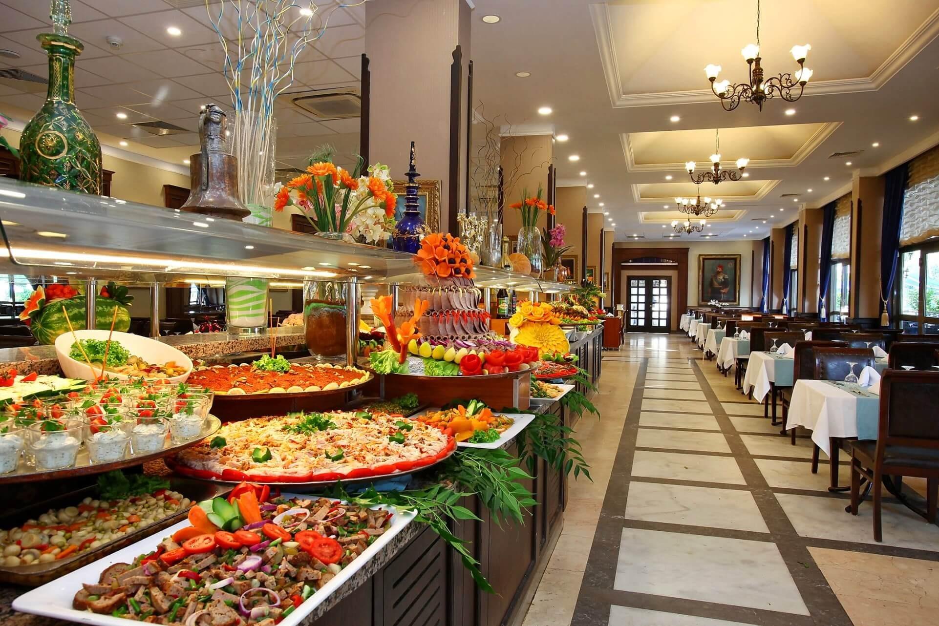 Cactus Club Yalı & Resort - ресторант