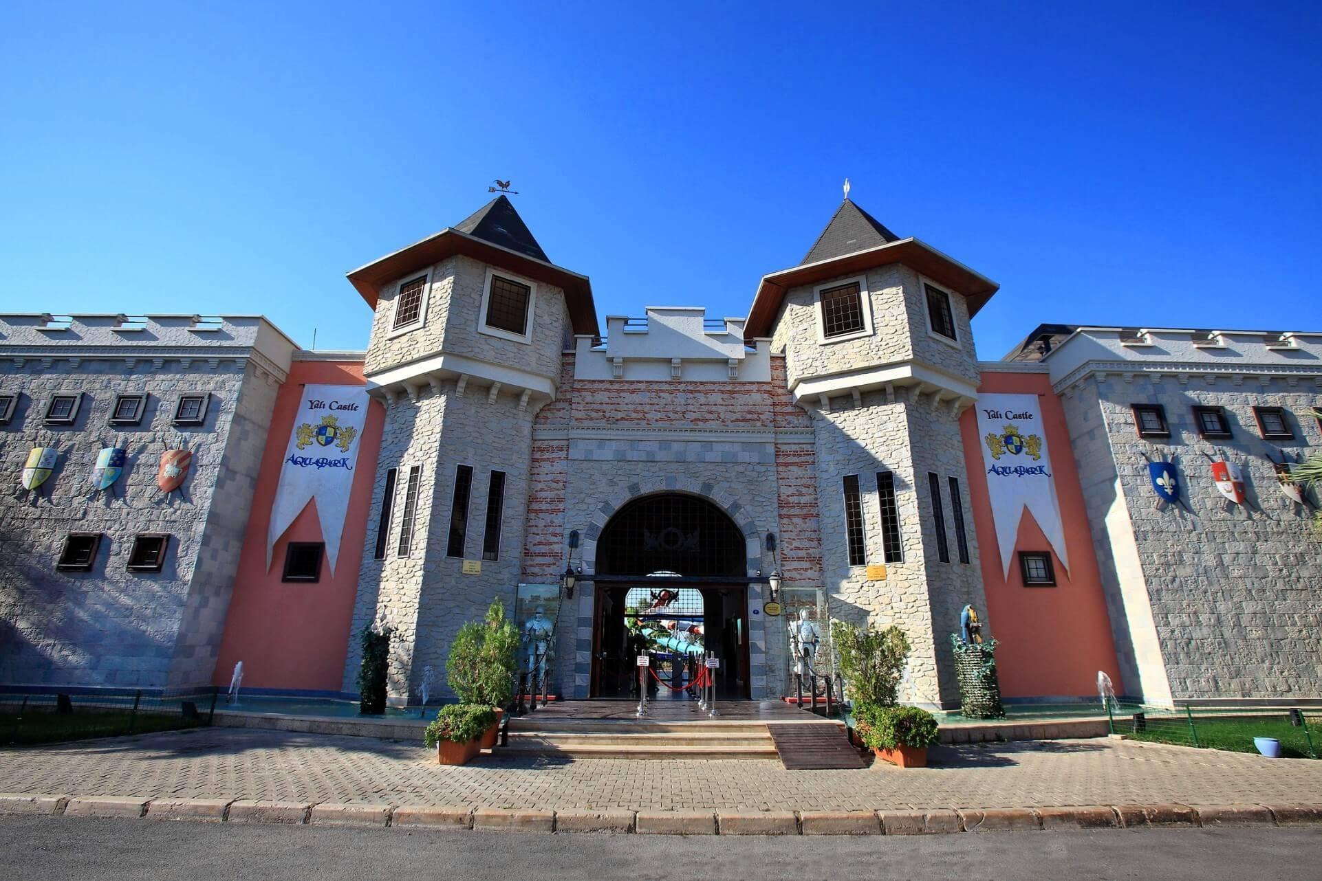 Cactus Club Yalı & Resort - аквапарк
