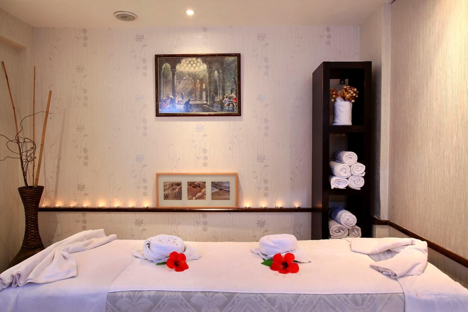 Cactus Club Yalı & Resort - масаж
