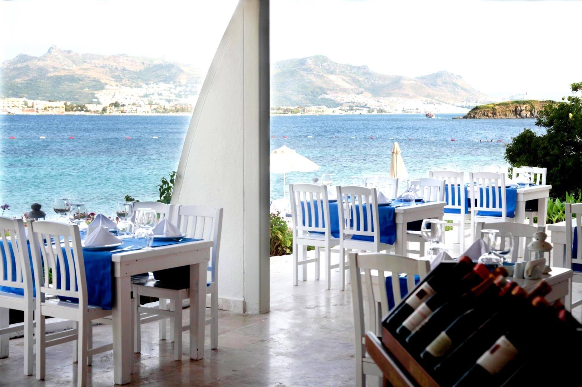 Yasmin Bodrum Resort - ресторант