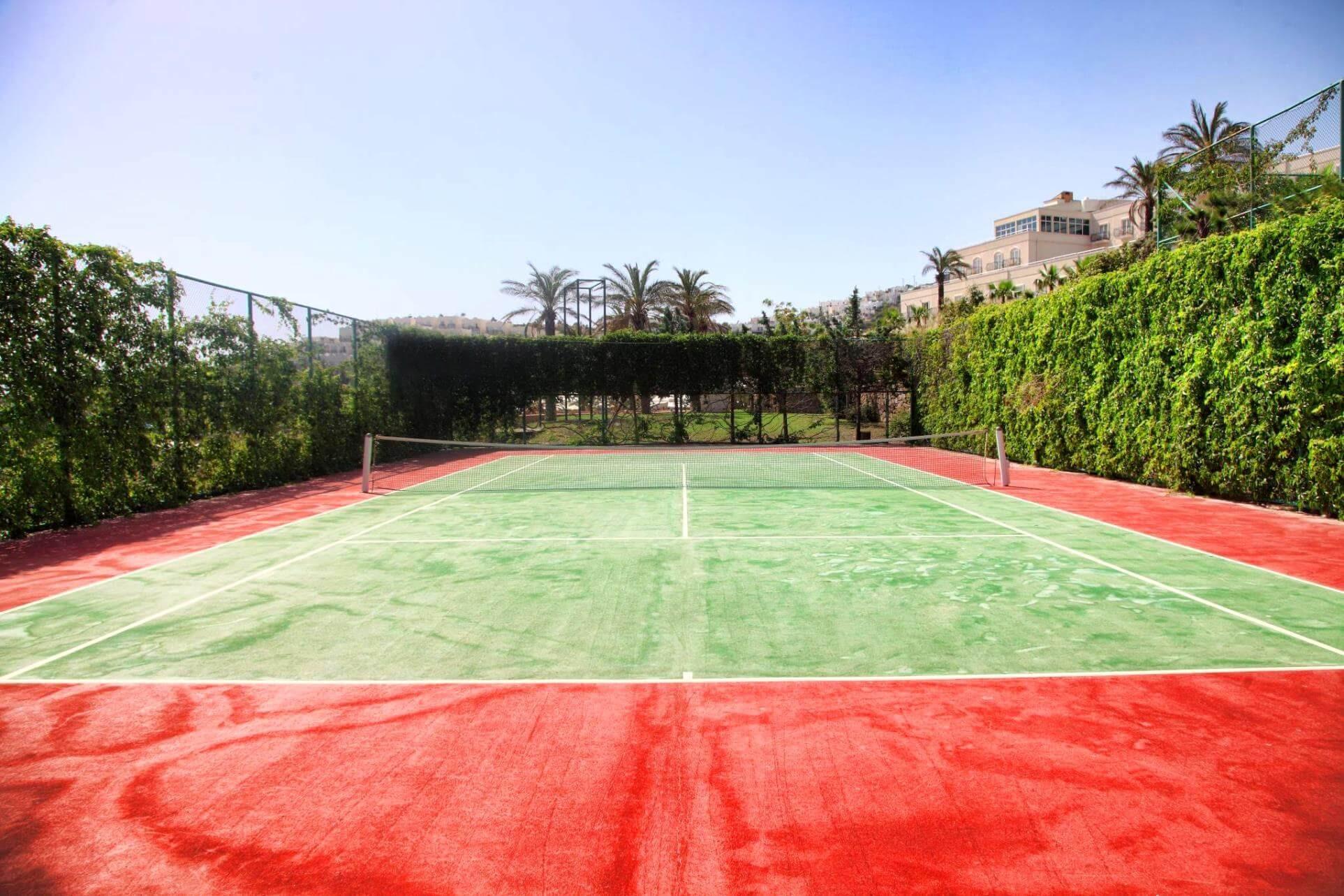 Yasmin Bodrum Resort - тенис