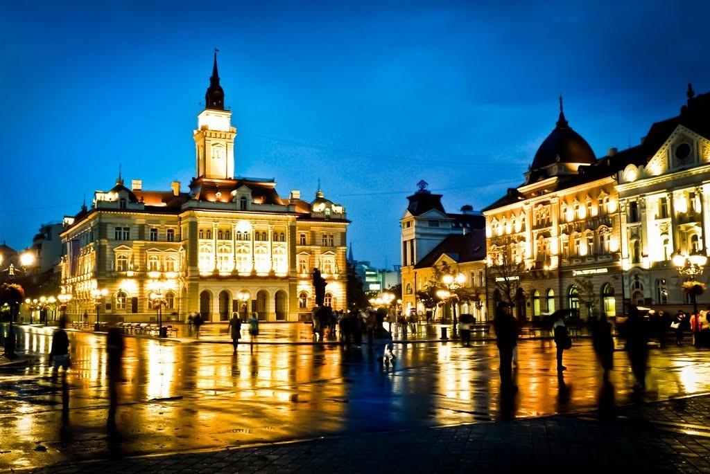 Нова Година 2018 в Белград - CENTAR BALASEVIC 3* - общ изглед