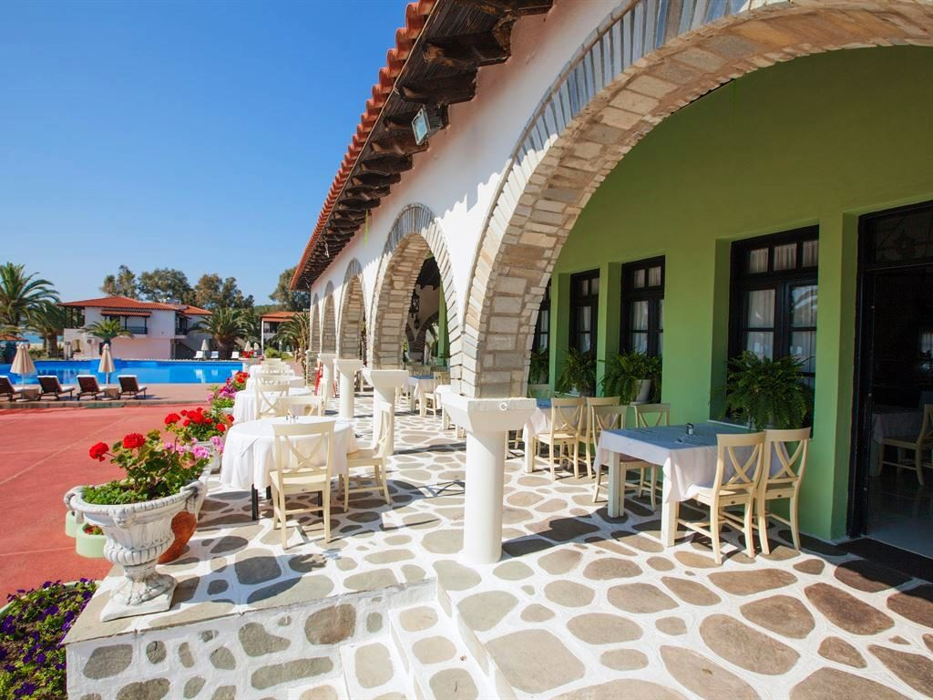 Assa Maris Hotel - ресторант