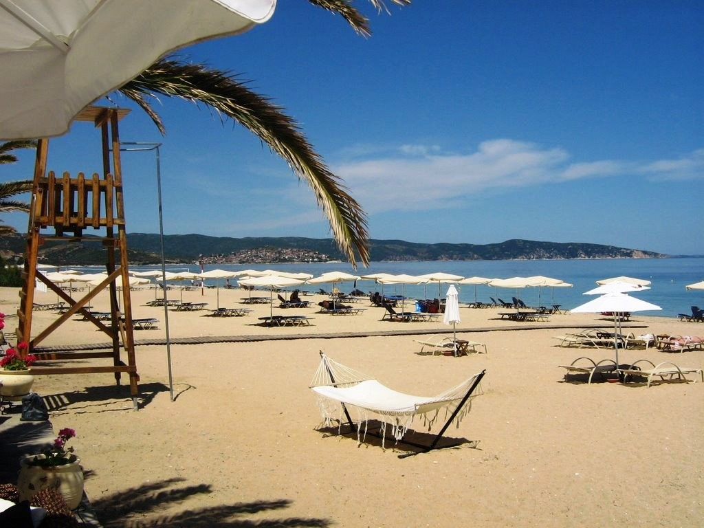 Assa Maris Hotel - плаж