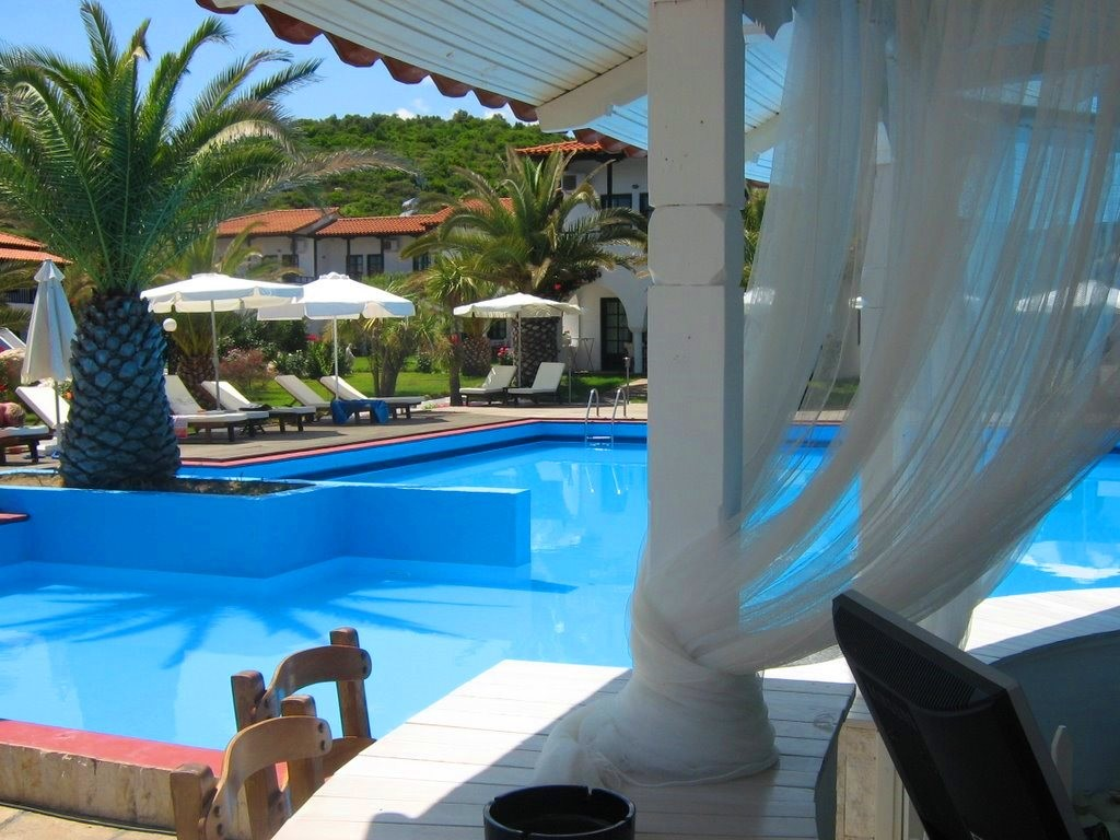 Assa Maris Hotel - басейн