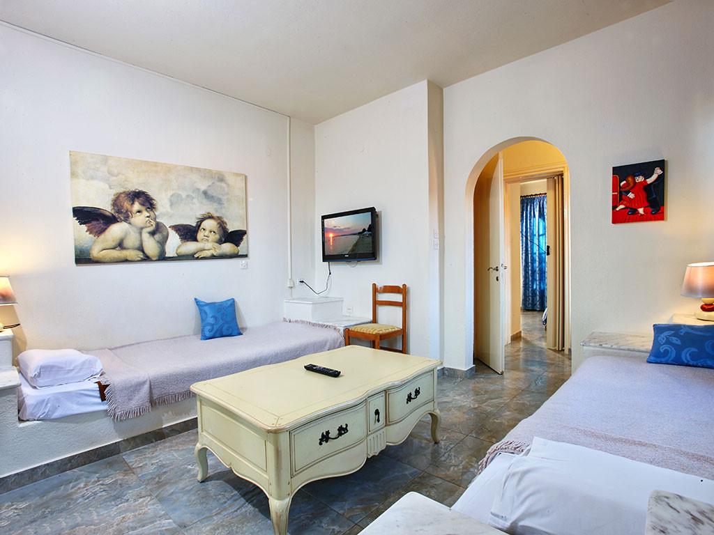 Assa Maris Hotel - семейна стая