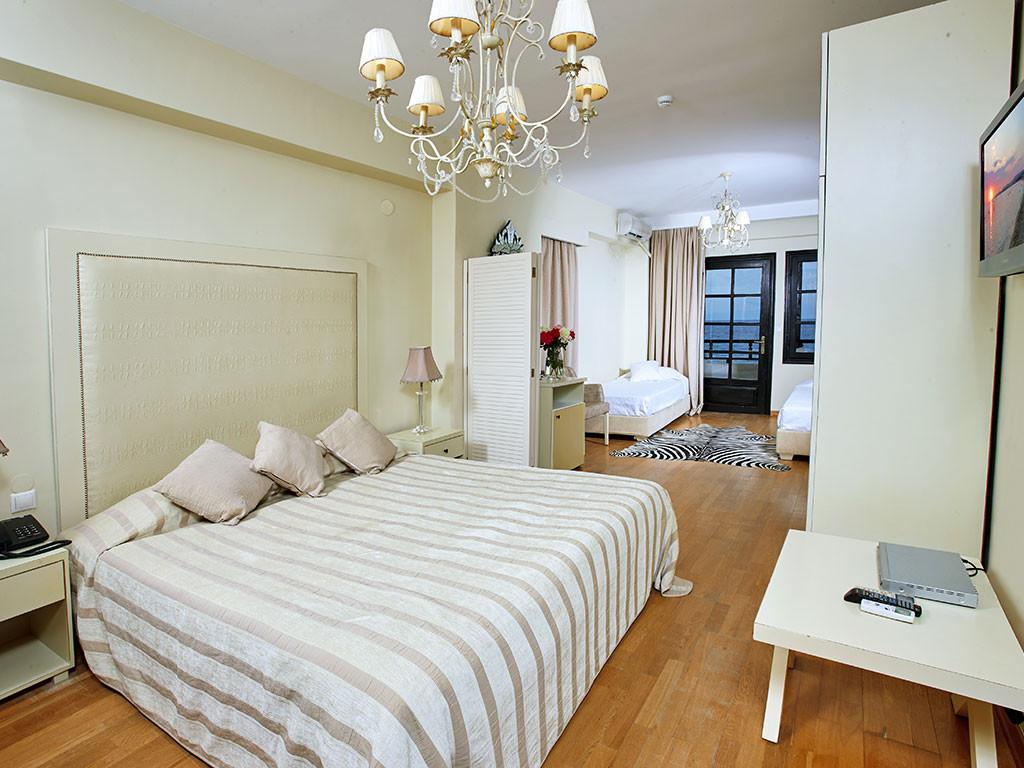 Assa Maris Hotel - малък апартамент