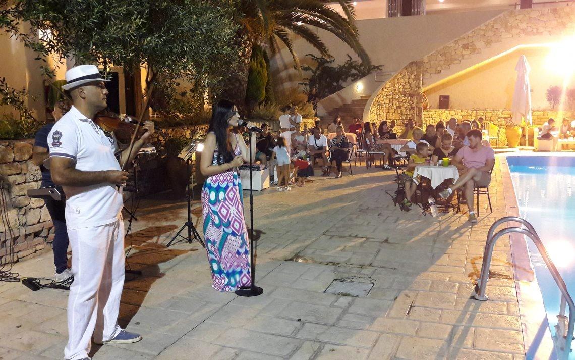 Kriopigi Beach Hotel - развлекателна програма