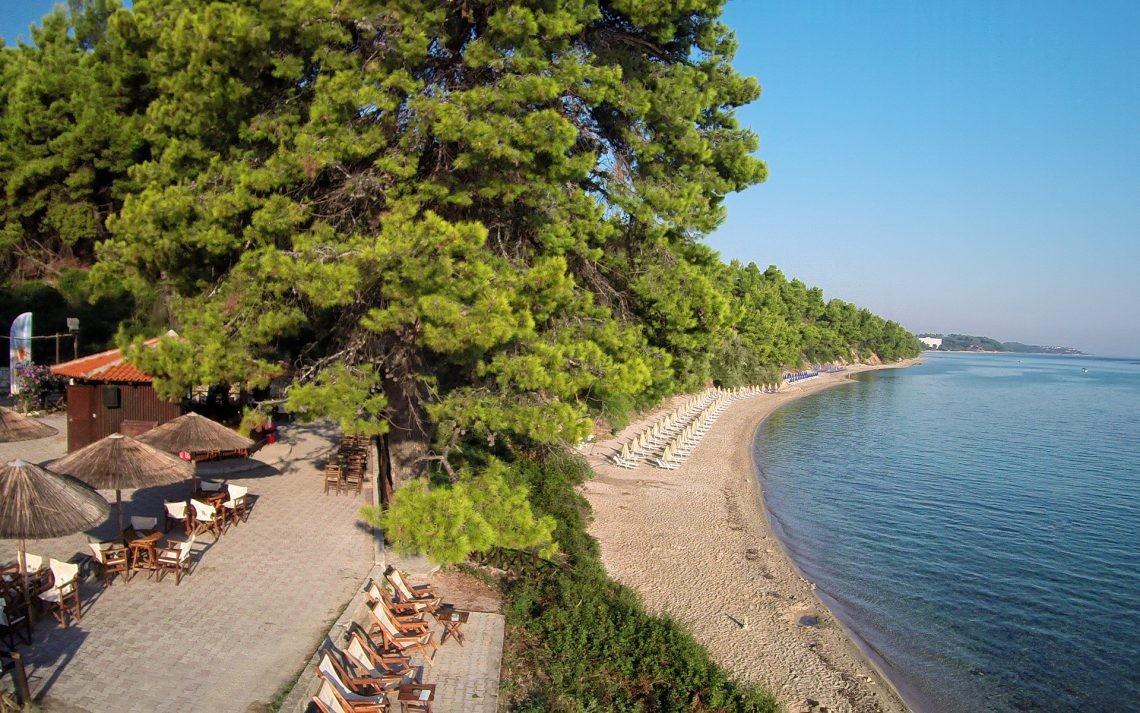 Kriopigi Beach Hotel - плаж
