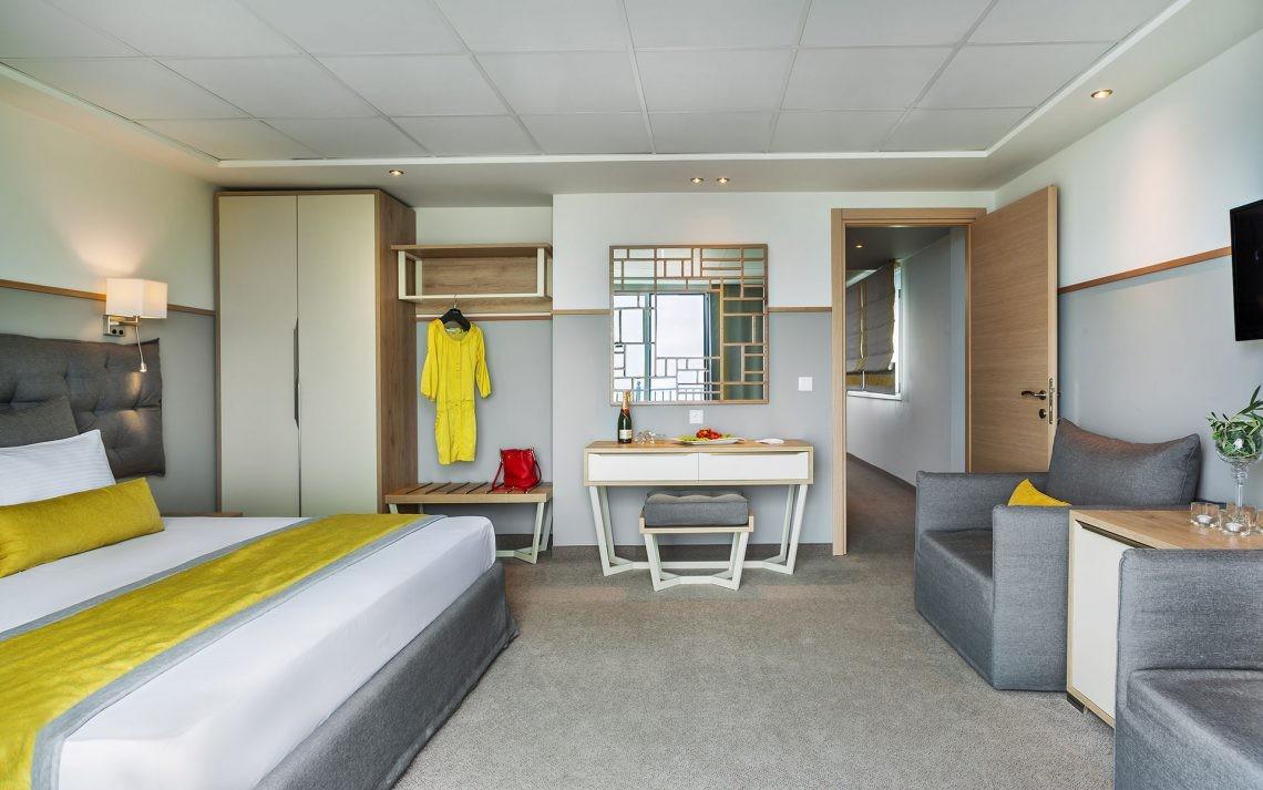Kriopigi Beach Hotel - двустаен малък апартамент