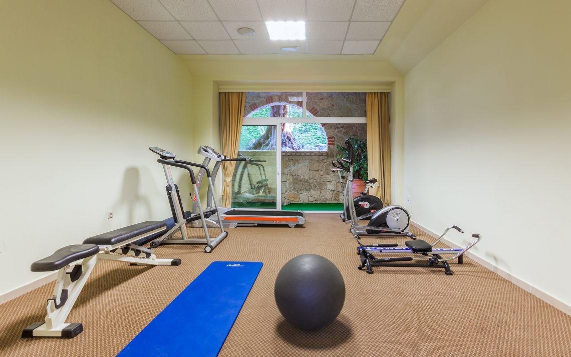 Kriopigi Beach Hotel - фитнес