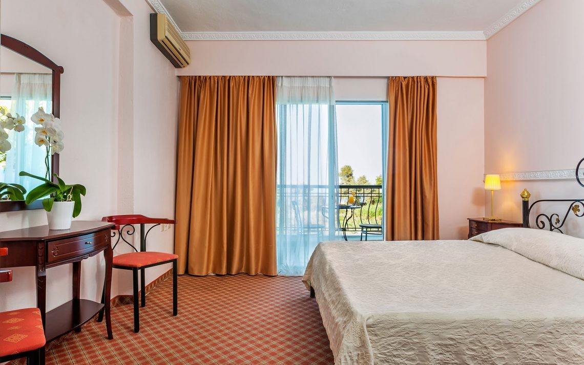 Kriopigi Beach Hotel - стандартна стая