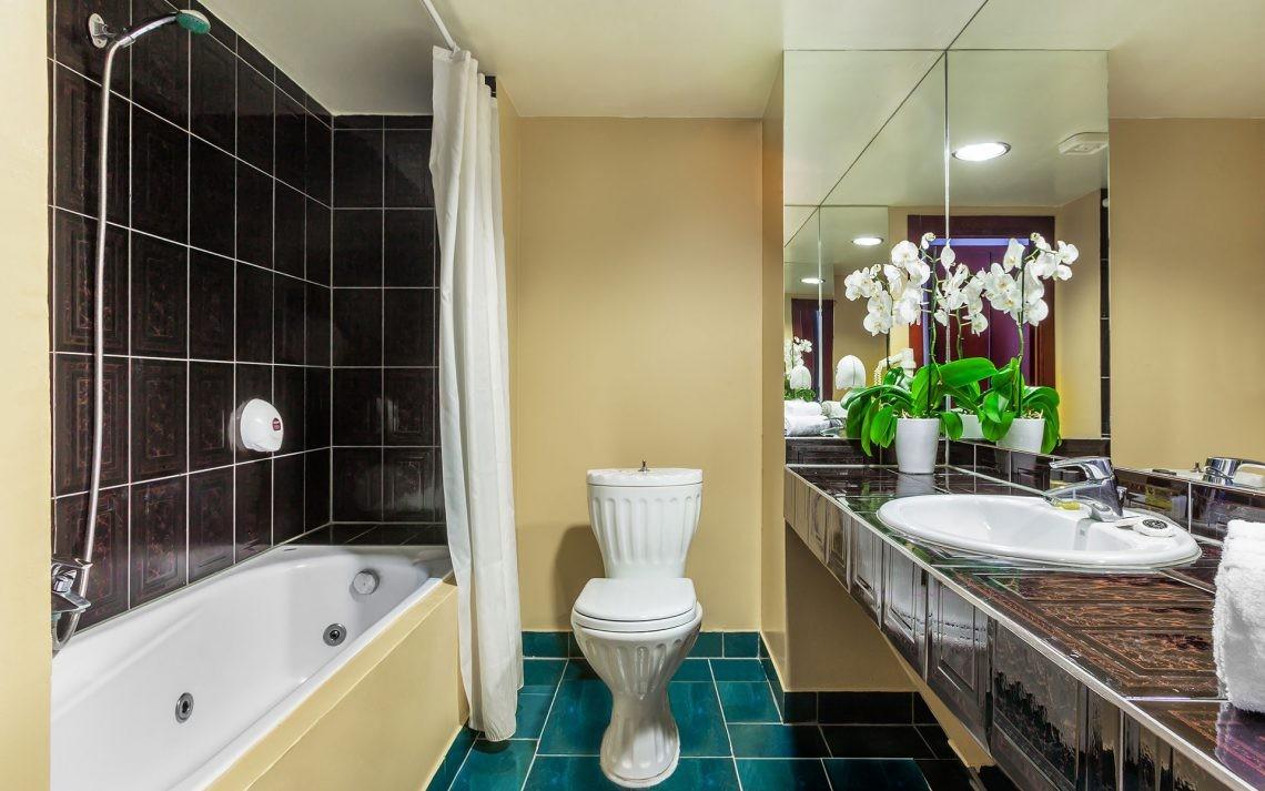 Kriopigi Beach Hotel - баня супериор