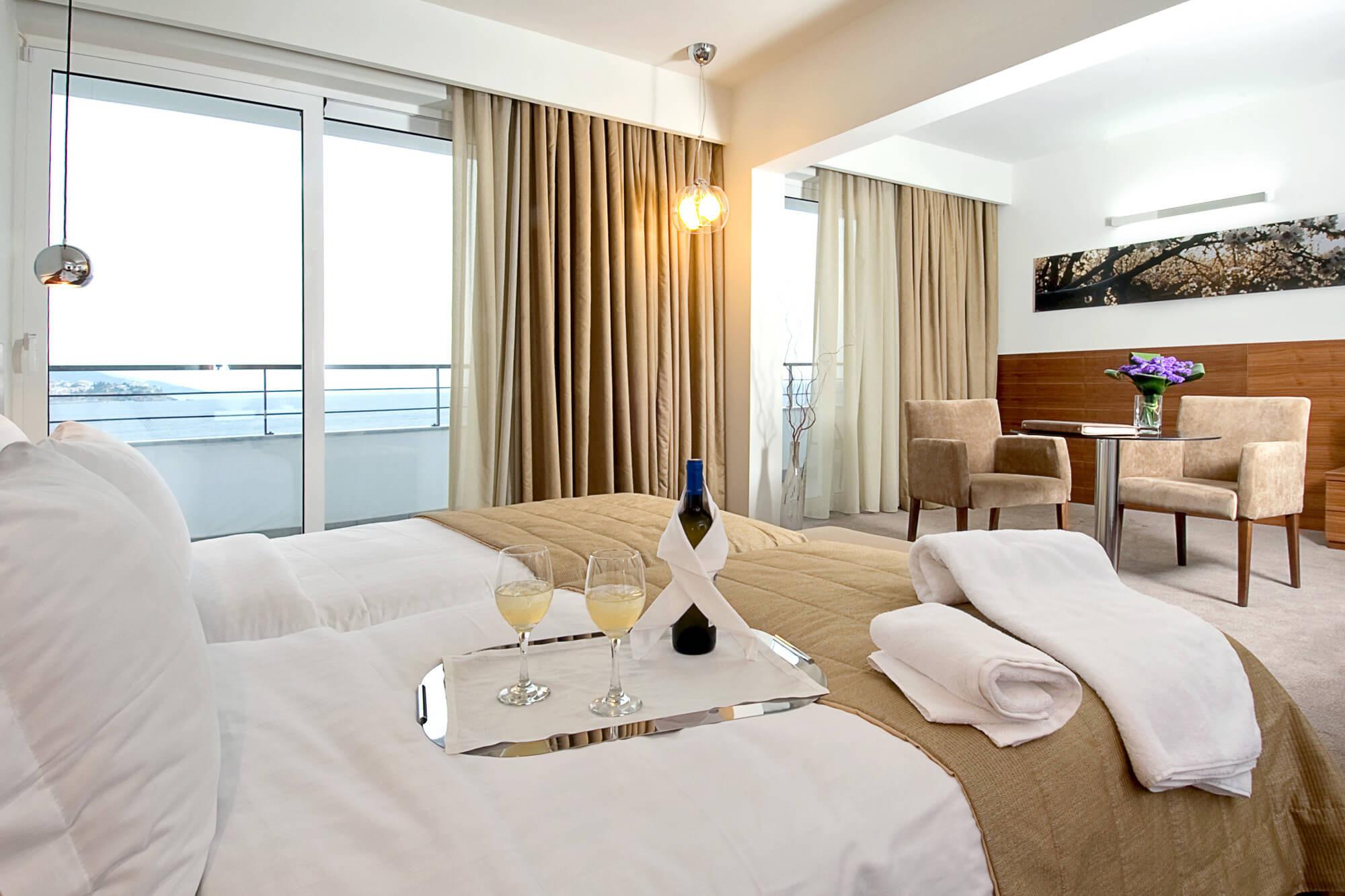 Lucy Beach Hotel 5* - малък апартамент