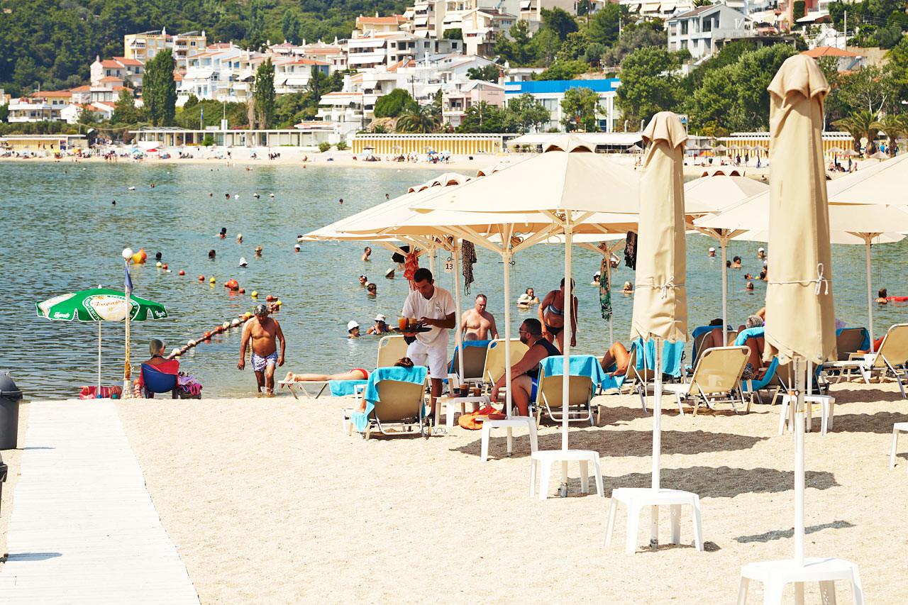 Lucy Beach Hotel 5* - плаж