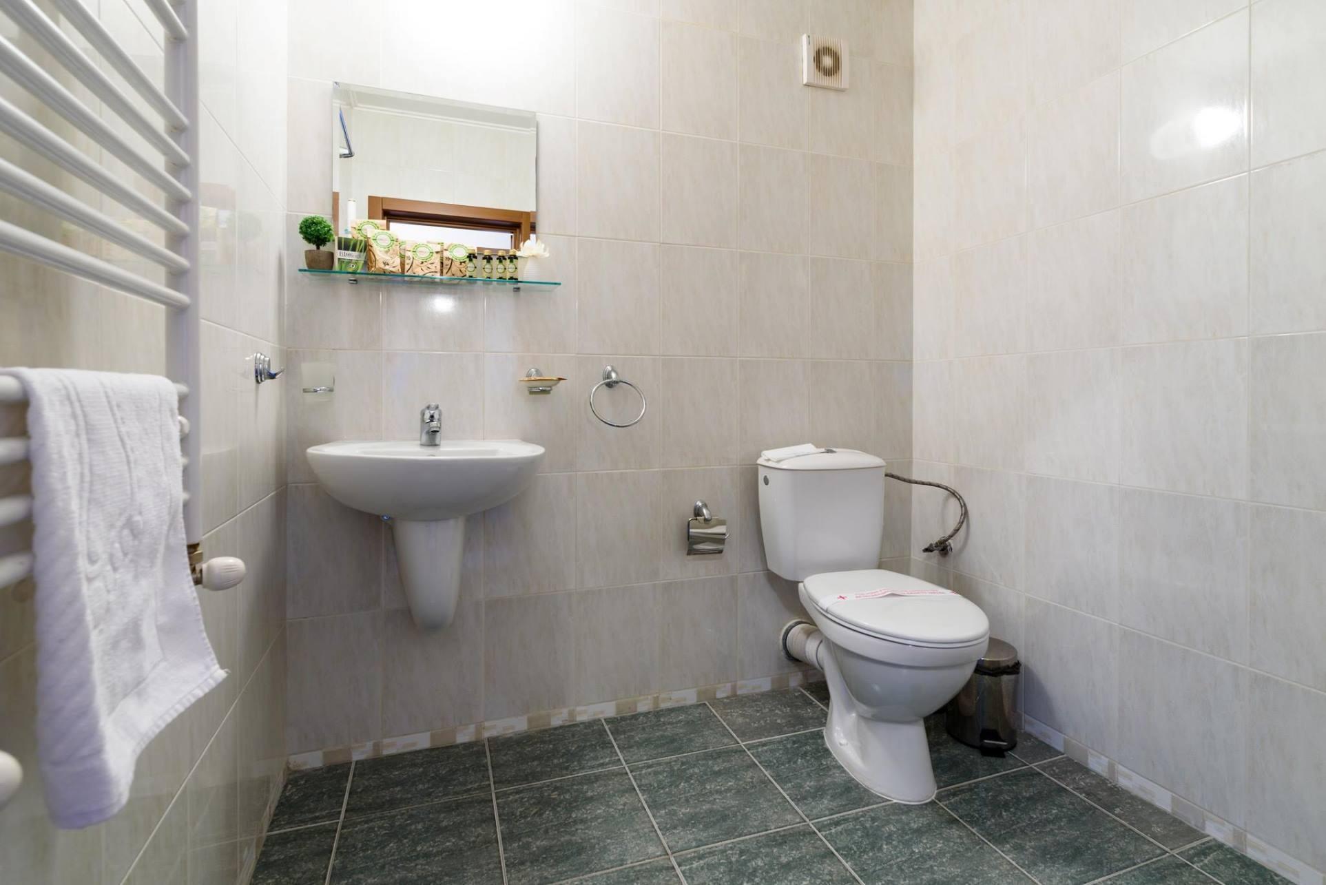 Хотел Кампанела 3 * - баня