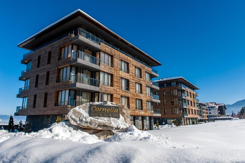 Хотел Корнелия - Оферта за 8-ми декември - общ изглед