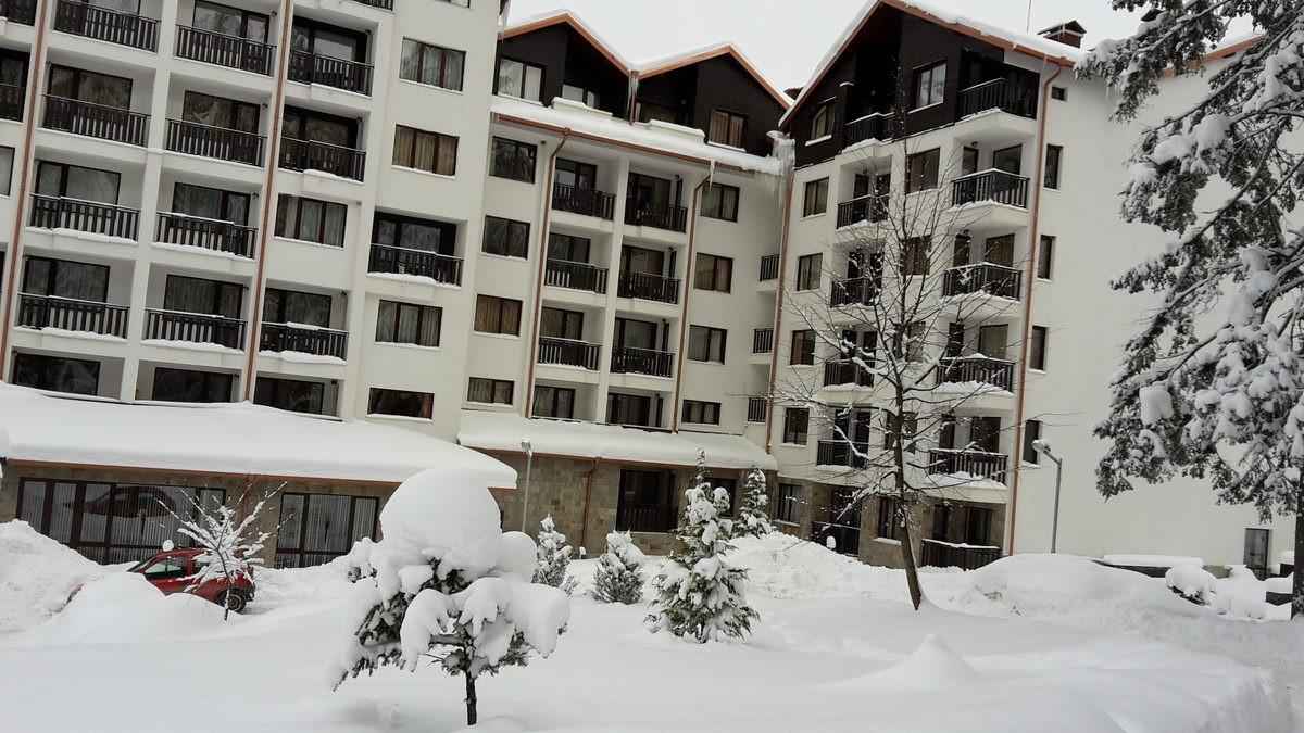 Апарт-хотел Боровец Гардънс - Оферта за 8-ми декември - общ изглед