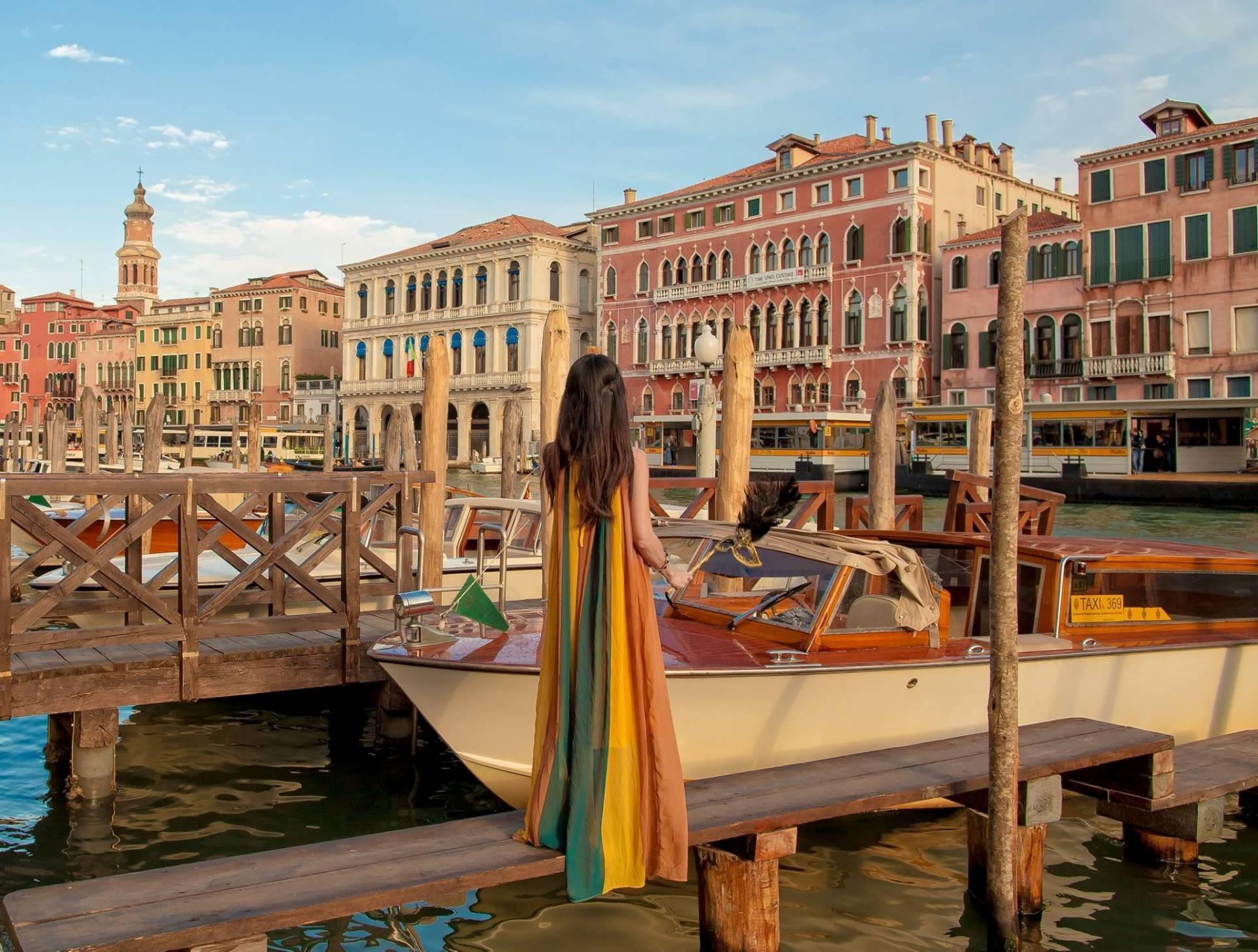 Венеция - риалто