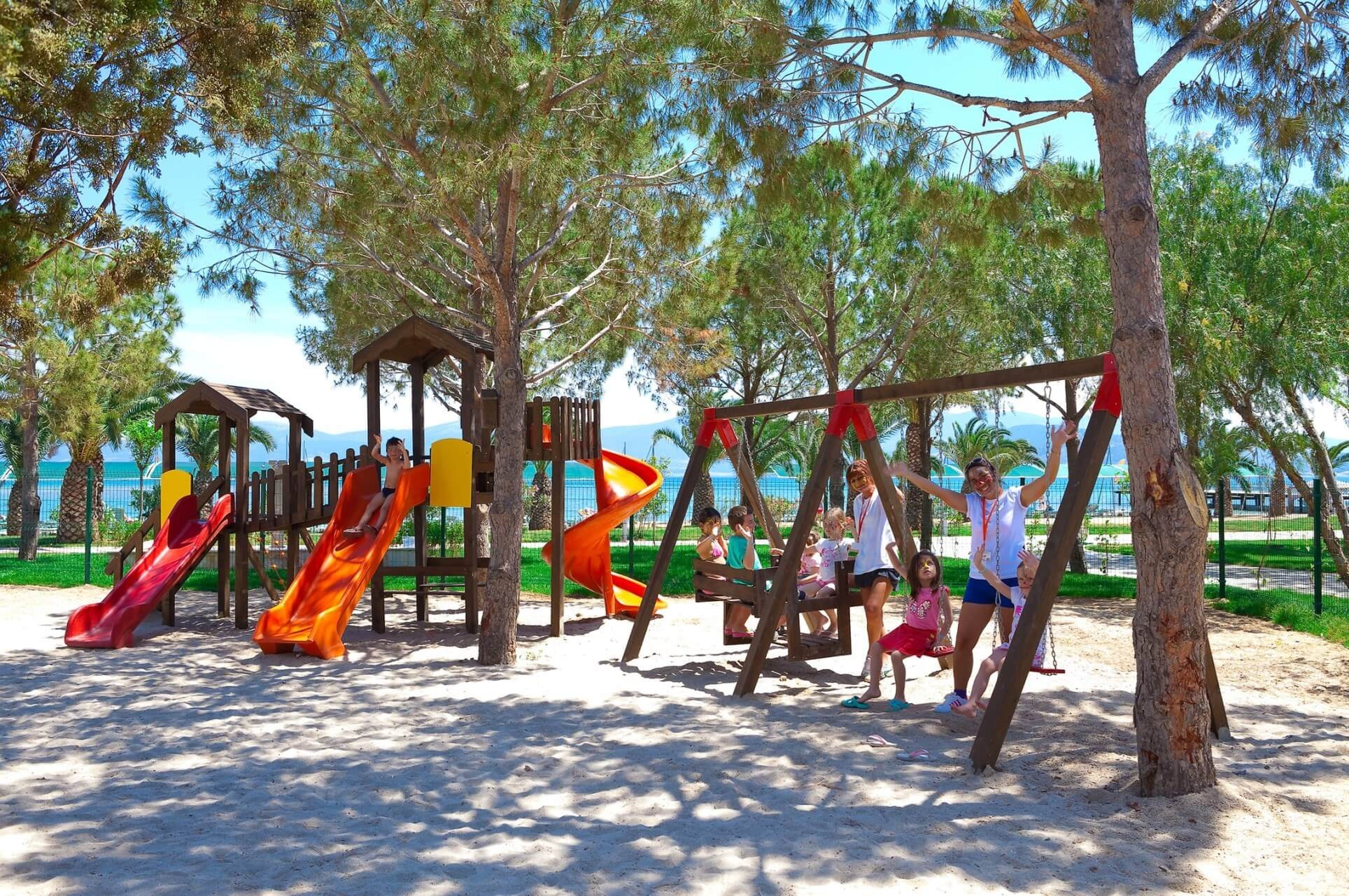 Venosa Beach Resort & Spa - детска площадка