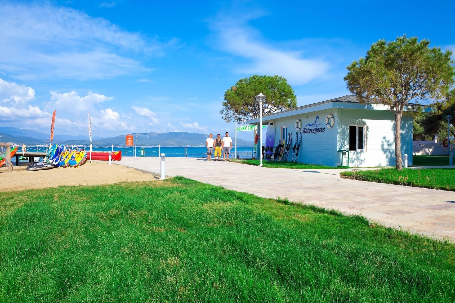 Venosa Beach Resort & Spa - водни спортове