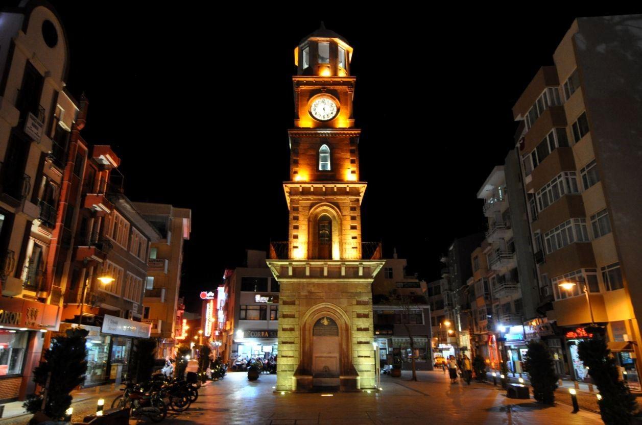 часовниковата кула Чанаккале